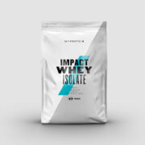 Impact Whey Isolate - 5kg - Banán