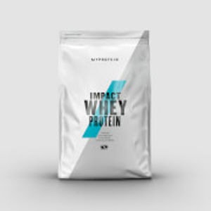Impact Whey Protein - 5kg - Natural Banana - New and Improved