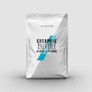 Creapure® Chewable Creatine - 90Tablety - Citrón