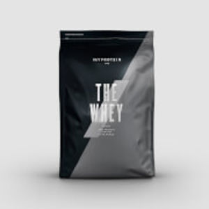 THE Whey™ - 100 Servings - 3kg - Slaný Karamel