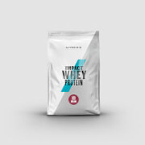 Impact Whey Protein - 5kg - Red Bean