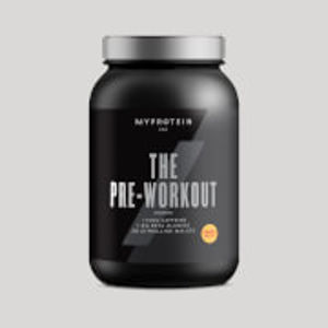The Pre-Workout™ nakopávač - 30servings - Ananas a grep