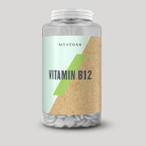 Vegan Vitamin B12 - 60Tablety