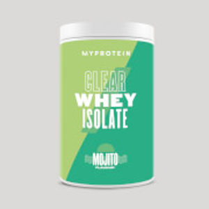 Clear Whey Isolate - 20servings - Mojito