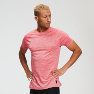 MP Men's Training T-Shirt - Pink Marl - S