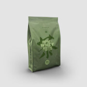 Impact Whey Protein - 1kg - Matcha Latte