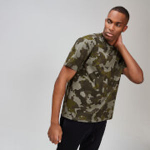 MP Rest Day Men's Pocket Stitch T-Shirt - Camo - M