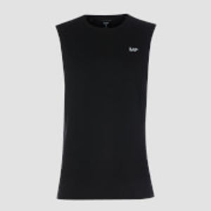 MP Essentials Drop Armhole Tank - Černý - XXS