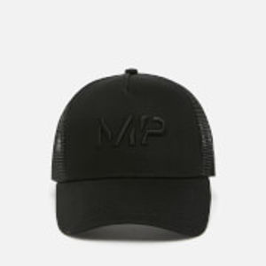 MP Trucker Cap - Black