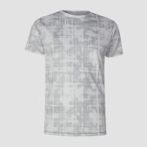Training Grid T-Shirt - White - S