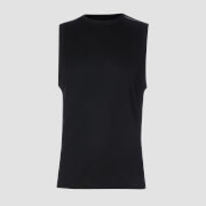 Training Grid Tank Top - Black - S