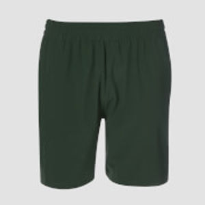 MP Men's Woven Training Shorts - Hunter Green - S