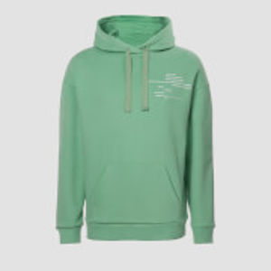 MP Men's Rest Day Slogan Hoodie - Turf - XS