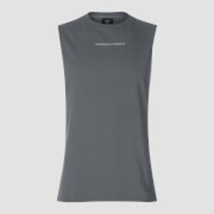 MP Men's Rest Day Coordinates Drop Armhole Tank - Carbon - XL