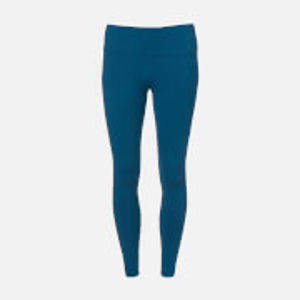 Power Mesh Leggings - Deep Lake - M