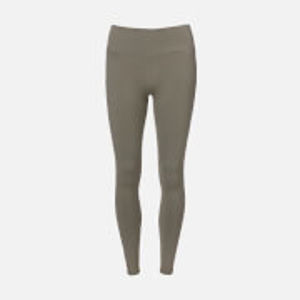Power Mesh Leggings - Brindle - M