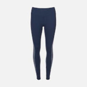 MP Power Marl Women's Leggings - Midnight - L
