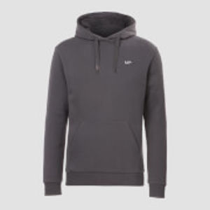 MP Men's Essentials Hoodie - Carbon - XS