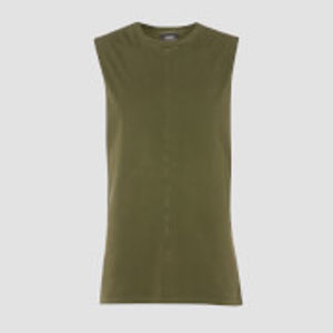 MP Raw Training Tank top - Army zelená - XXL