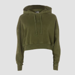 Raw Training Oversized mikina - Army zelená - M