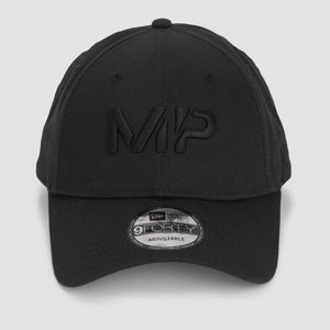MP New Era 9FORTY Baseball Cap - Black/Black