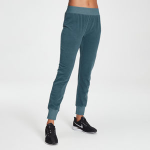MP Women's Raw Training Washed Joggers - Deep Sea Blue - XS