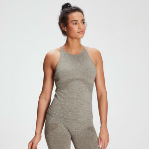 MP Women's Raw Training Seamless Vest - Taupe - XS