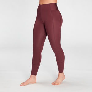 MP Women's Composure Leggings- Washed Oxblood - XS