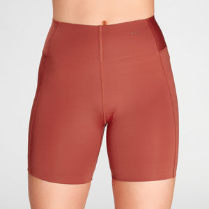 MP Women's Composure Cycling Shorts- Burnt Red - XXS