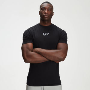 MP Men's Adapt drirelease® Grit Print T-shirt- Black - L