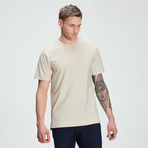 MP Men's Raw Training drirelease® Short Sleeve T-shirt - Ecru - XXL