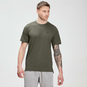 MP Men's Raw Training drirelease® Short Sleeve T-shirt – Dark Olive - S