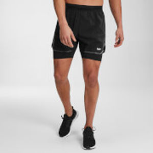 MP Men's Velocity 2-in-1 Shorts - Black - S