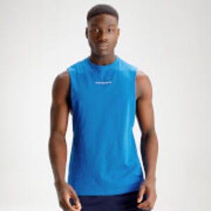 MP Men's Originals Drop Armhole Tank - True Blue - L