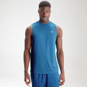 MP Men's Essentials Training Tank - Aqua - XXS