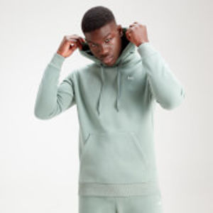 MP Men's Essential Hoodie - Washed Green - XXS