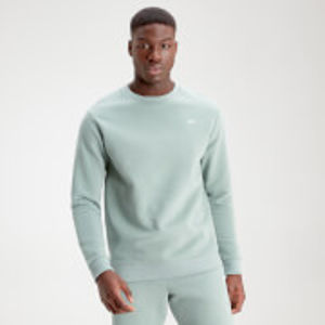 MP Men's Essential Sweatshirt - Washed Green - M