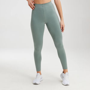 MP Women's Originals Leggings - Washed Green - XXS