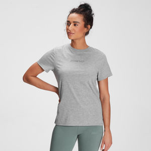 MP Women's Tonal Graphic T-Shirt - Grey Marl - XL