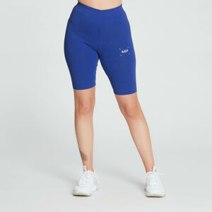 MP Women's Central Graphic Cycling Shorts - Cobalt - L