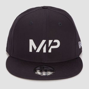 MP New Era 9FIFTY Snapback - Navy/White - S-M