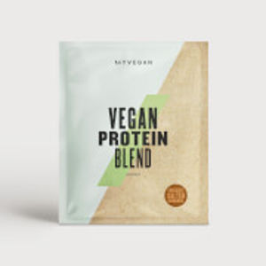Myvegan Vegan Protein Blend (Sample) - 30g - Chocolate Salted Caramel